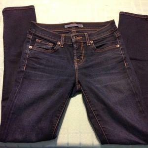 J Brand Size 24 Dark Skinny Leg Ignite Jeans Women